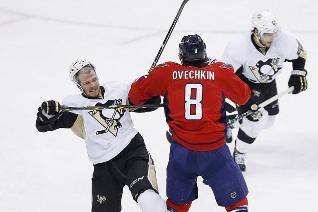 Penguins vs. Capitals - 2/17/15 NHL Pick, Odds, and Prediction