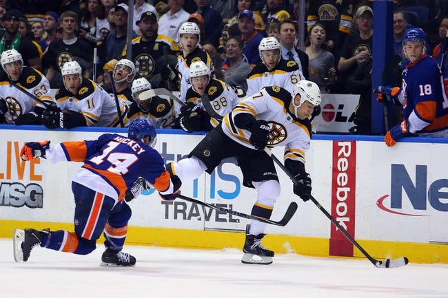 Bruins vs. Islanders - 2/7/15 NHL Pick, Odds, and Prediction