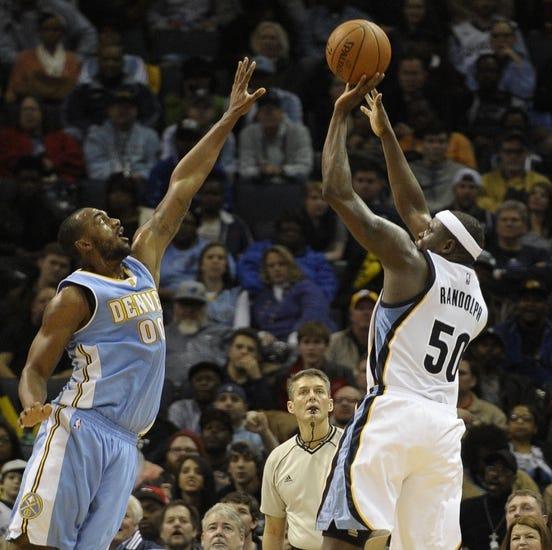 Memphis Grizzlies vs. Denver Nuggets - 3/16/15 NBA Pick, Odds, and Prediction