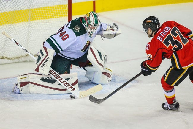 Calgary Flames vs. Minnesota Wild - 2/18/15 NHL Pick, Odds, and Prediction