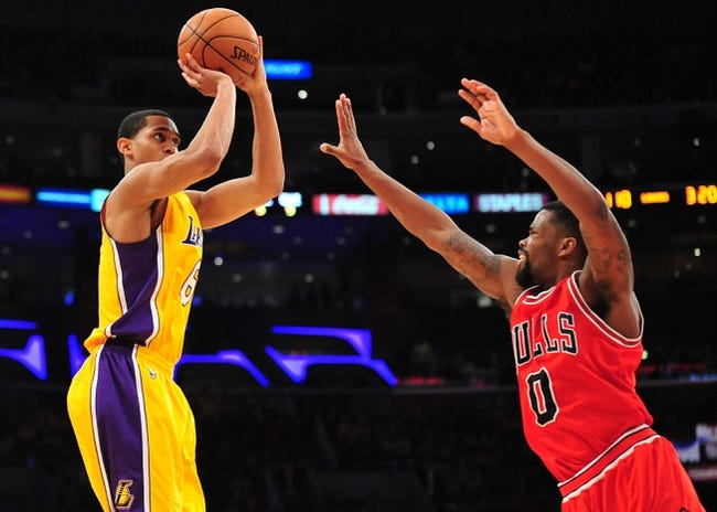 Los Angeles Lakers vs. Chicago Bulls - 1/28/16 NBA Pick, Odds, and Prediction