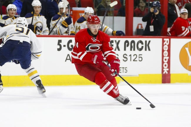 Hurricanes vs. Sabres - 3/22/16 NHL Pick, Odds, and Prediction