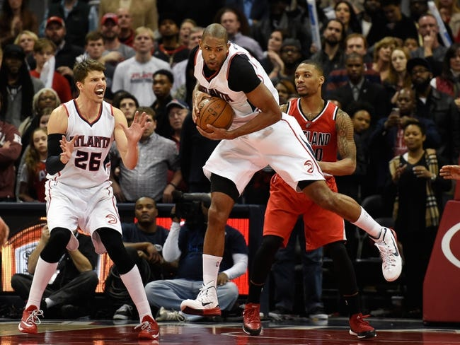 Atlanta Hawks vs. Portland Trail Blazers - 12/21/15 NBA Pick, Odds, and Prediction
