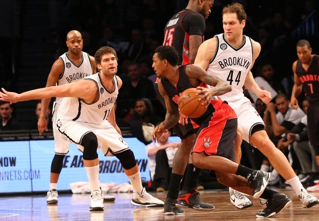 Raptors vs. Nets - 2/4/15 NBA Pick, Odds, and Prediction