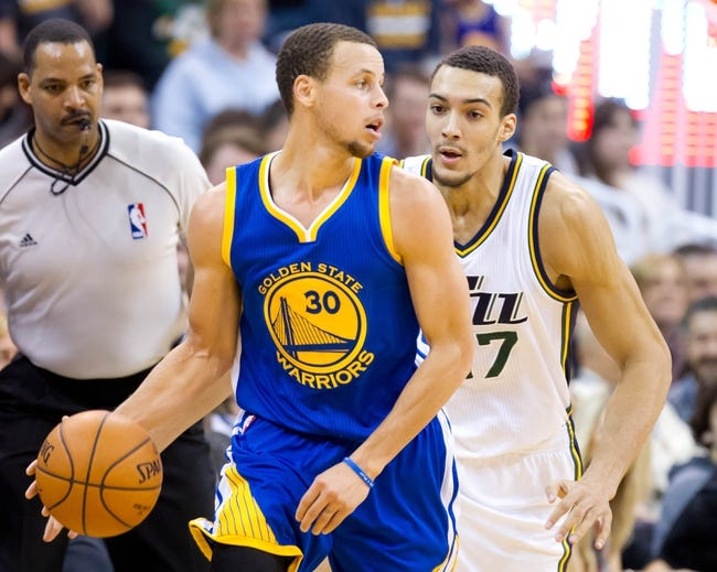 Warriors vs. Jazz - 3/21/15 NBA Pick, Odds, and Prediction