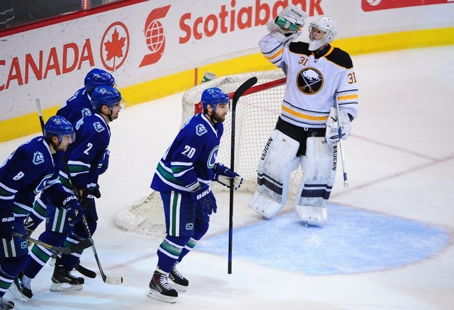 Sabres vs. Canucks - 2/26/15 NHL Pick, Odds, and Prediction
