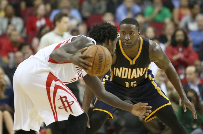 Rockets at Pacers - 3/23/15 NBA Pick, Odds, and Prediction
