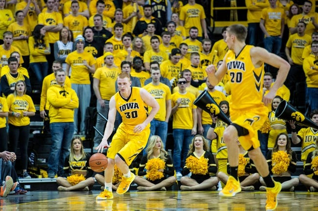Iowa vs. Maryland - 2/8/15 College Basketball Pick, Odds, and Prediction