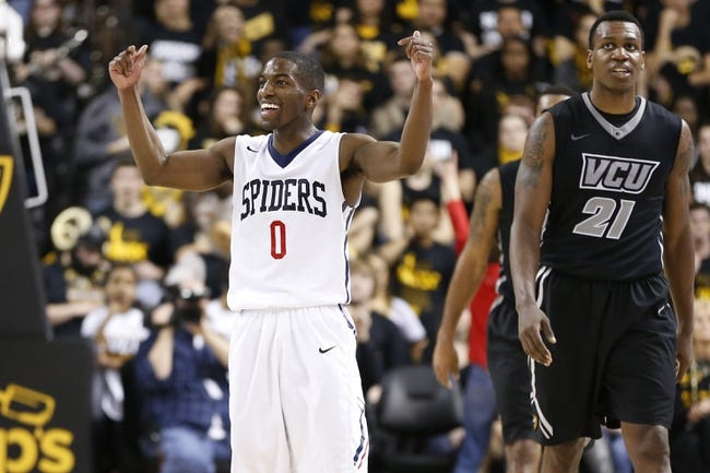 Richmond Spiders vs. George Washington Colonials - 2/21/15 College Basketball Pick, Odds, and Prediction
