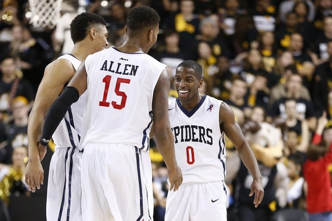 Richmond vs. Fordham - 2/11/15 College Basketball Pick, Odds, and Prediction