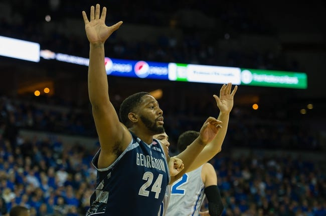 Georgetown Hoyas vs. St. John's Red Storm - 2/17/15 College Basketball Pick, Odds, and Prediction