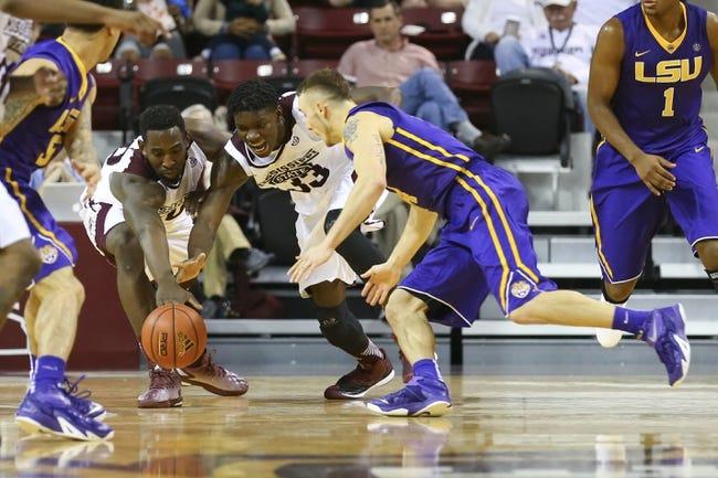 LSU vs. Auburn - 2/5/15 College Basketball Pick, Odds, and Prediction