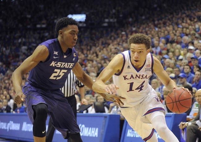 Kansas State Wildcats vs. Kansas Jayhawks - 2/23/15 College Basketball Pick, Odds, and Prediction