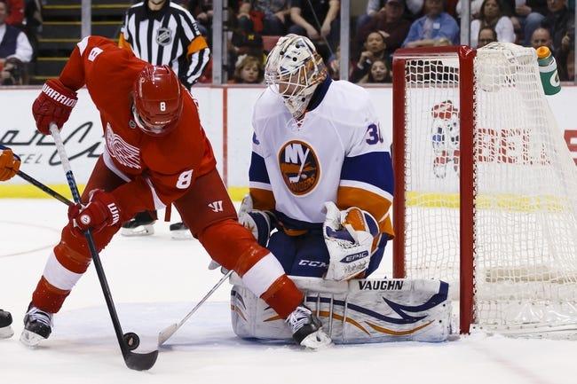 Islanders vs. Red Wings - 3/29/15 NHL Pick, Odds, and Prediction