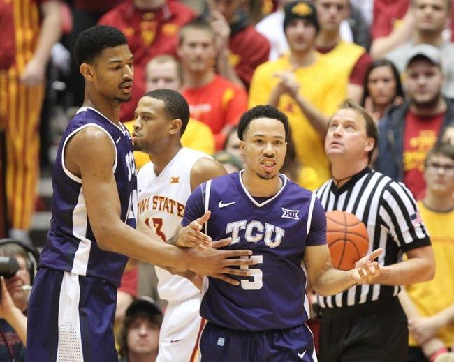 TCU vs. Oklahoma State - 2/14/15 College Basketball Pick, Odds, and Prediction