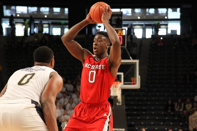 Wake Forest Demon Deacons vs. North Carolina State Wolfpack - 2/3/15 College Basketball Pick, Odds, and Prediction