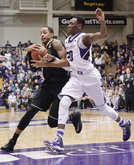 Nebraska Cornhuskers vs. Northwestern Wildcats - 2/3/15 College Basketball Pick, Odds, and Prediction