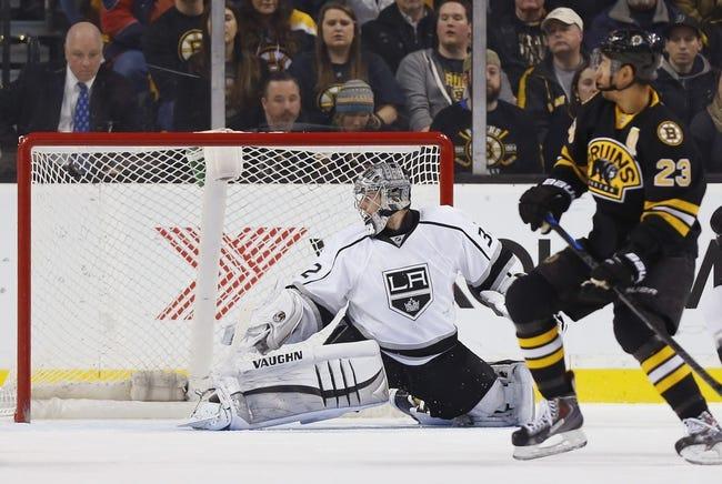 Bruins vs. Kings - 2/9/16 NHL Pick, Odds, and Prediction