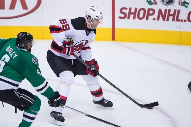 Stars vs. Devils - 3/4/16 NHL Pick, Odds, and Prediction