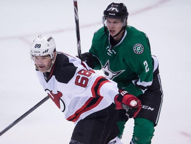 New Jersey Devils vs. Dallas Stars - 1/2/16 NHL Pick, Odds, and Prediction