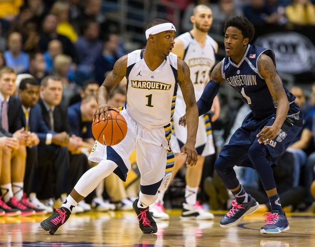 Marquette vs. Georgetown - 3/1/16 College Basketball Pick, Odds, and Prediction