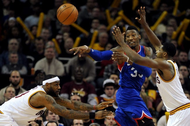 Cavaliers vs. 76ers - 3/29/15 NBA Pick, Odds, and Prediction