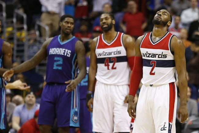 Hornets vs. Wizards - 2/5/15 NBA Pick, Odds, and Prediction