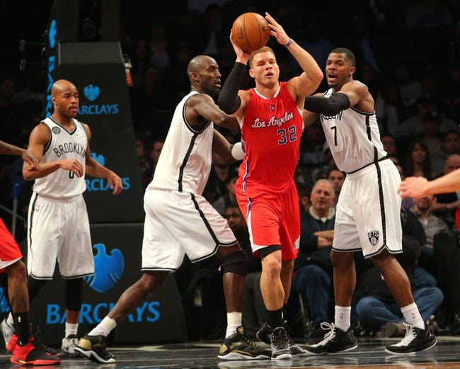 Nets vs. Clippers - 12/12/15 NBA Pick, Odds, and Prediction