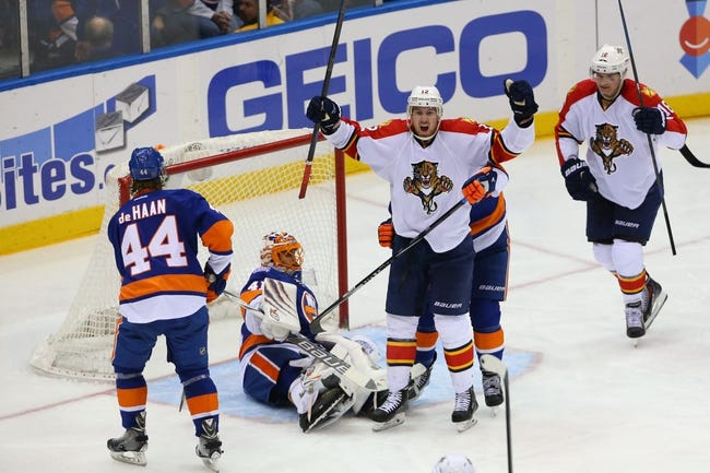Florida Panthers vs. New York Islanders - 3/7/15 NHL Pick, Odds, and Prediction