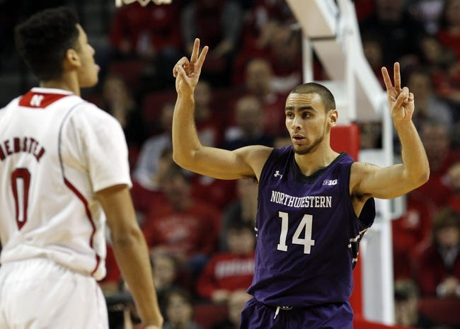 Northwestern vs. Iowa - 2/15/15 College Basketball Pick, Odds, and Prediction