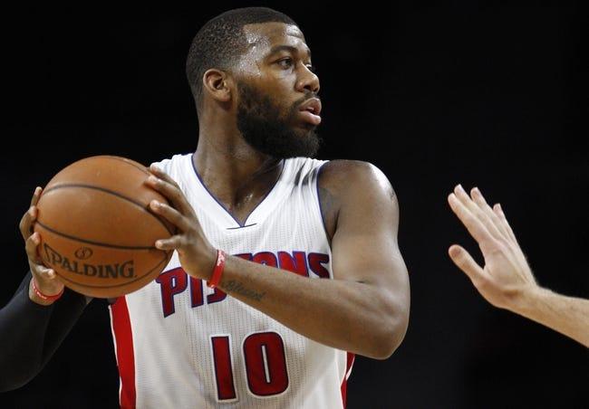 Miami Heat vs. Detroit Pistons - 3/29/15 NBA Pick, Odds, and Prediction