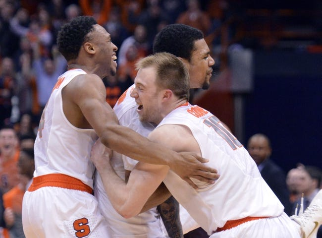 Syracuse vs. Louisville - 2/18/15 College Basketball Pick, Odds, and Prediction