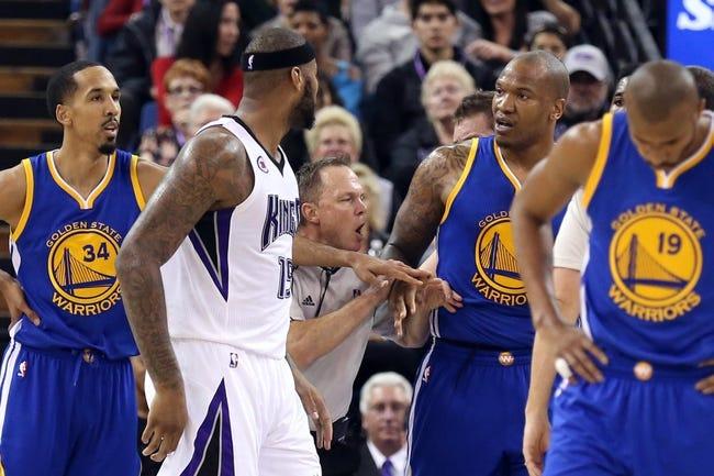 Warriors at Kings - 11/7/15 NBA Pick, Odds, and Prediction