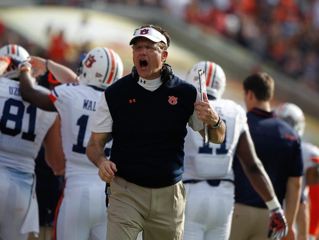 Auburn vs. Louisville - 9/5/15 College Football Pick, Odds, and Prediction
