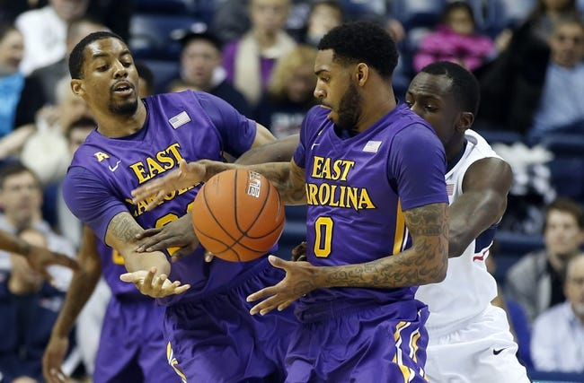 East Carolina vs. Central Florida - 2/7/15 College Basketball Pick, Odds, and Prediction