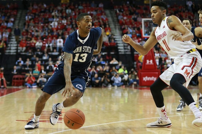 Penn State vs. Maryland - 2/14/15 College Basketball Pick, Odds, and Prediction