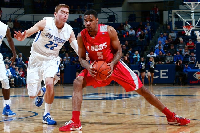 Air Force vs. Wyoming - 2/7/15 College Basketball Pick, Odds, and Prediction