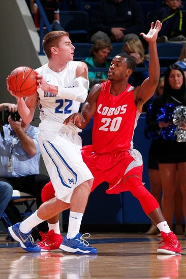 Air Force Falcons vs. New Mexico Lobos - 2/20/16 College Basketball Pick, Odds, and Prediction