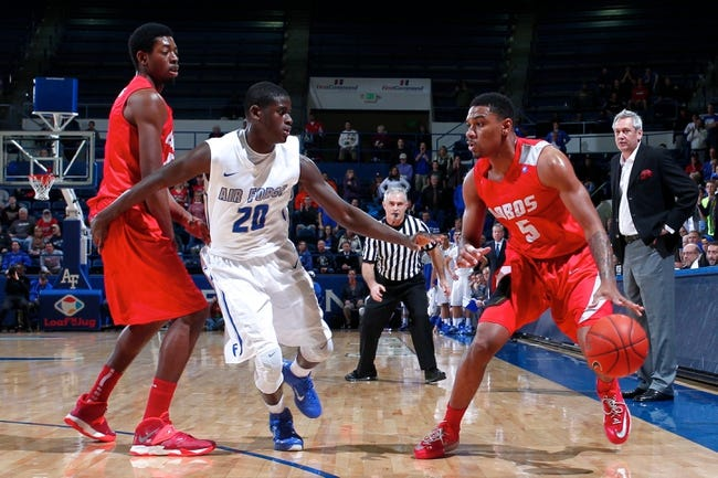 New Mexico vs. Air Force - 1/27/16 College Basketball Pick, Odds, and Prediction