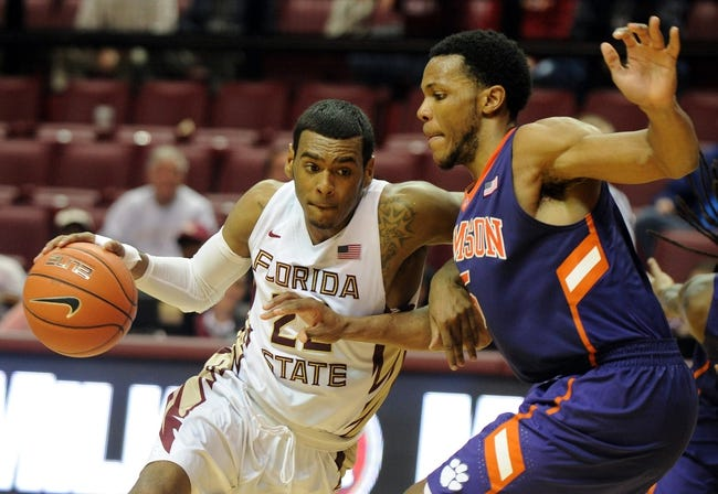 Clemson vs. Florida State - ACC Tournment - 3/11/15 College Basketball Pick, Odds, and Prediction