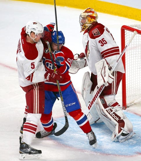 Arizona Coyotes vs. Montreal Canadiens - 3/7/15 NHL Pick, Odds, and Prediction