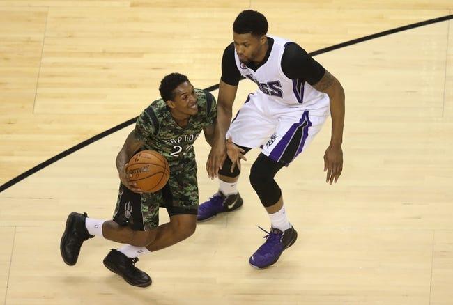 Raptors at Kings - 11/15/15 NBA Pick, Odds, and Prediction