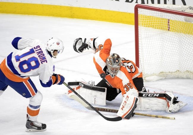 NHL | New York Islanders (46-27-6) at Philadelphia Flyers (32-29-18)