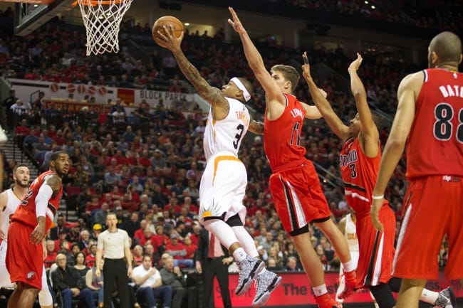 Phoenix Suns vs. Portland Trail Blazers - 3/27/15 NBA Pick, Odds, and Prediction