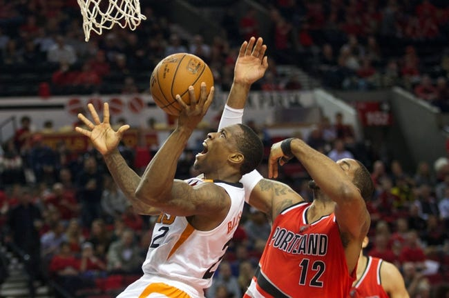 Trail Blazers at Suns - 3/27/15 NBA Pick, Odds, and Prediction