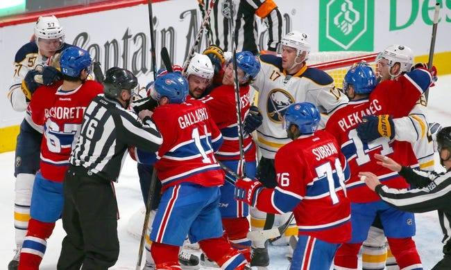 Buffalo Sabres vs. Montreal Canadiens - 10/23/15 NHL Pick, Odds, and Prediction
