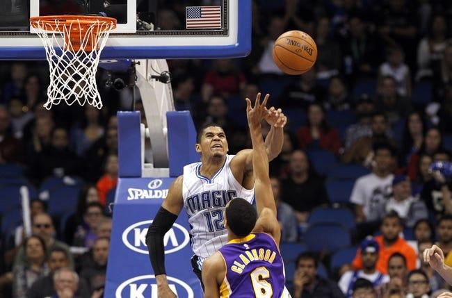 Orlando Magic vs. Los Angeles Lakers - 11/11/15 NBA Pick, Odds, and Prediction