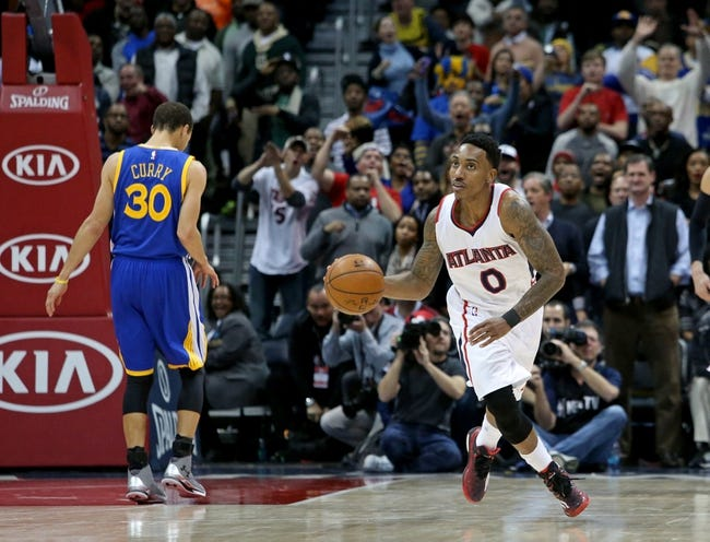 Warriors vs. Hawks - 3/18/15 NBA Pick, Odds, and Prediction