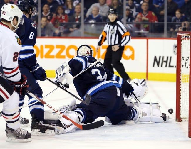 Jets vs. Blackhawks - 3/29/15 NHL Pick, Odds, and Prediction