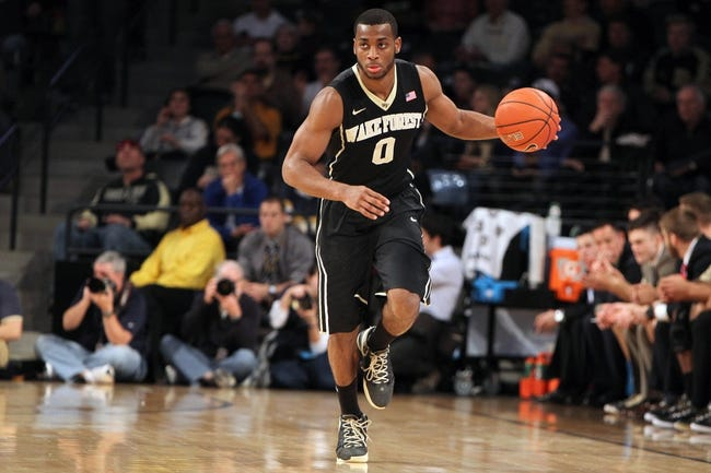 Wake Forest vs. Miami - 2/11/15 College Basketball Pick, Odds, and Prediction